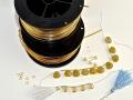 Mary Russert Jewelry custom necklace #1