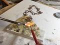 Mary Russert Jewelry custom necklace #4