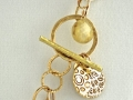 Mary Russert Jewelry custom necklace #9