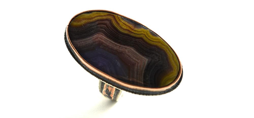 Mary Russert Jewelry ring